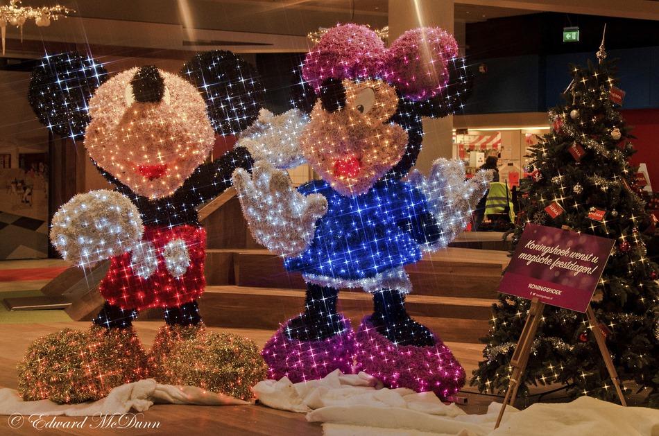 Mickey en Minnie (1)