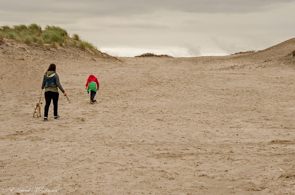 Aan het strand (1)