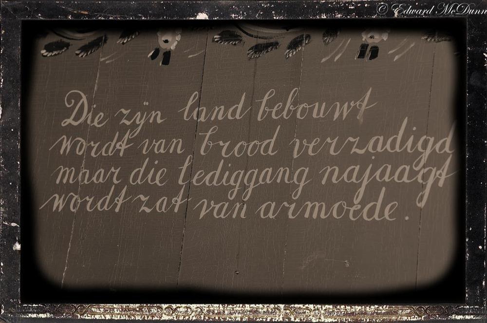 Boer'n landleven (1)