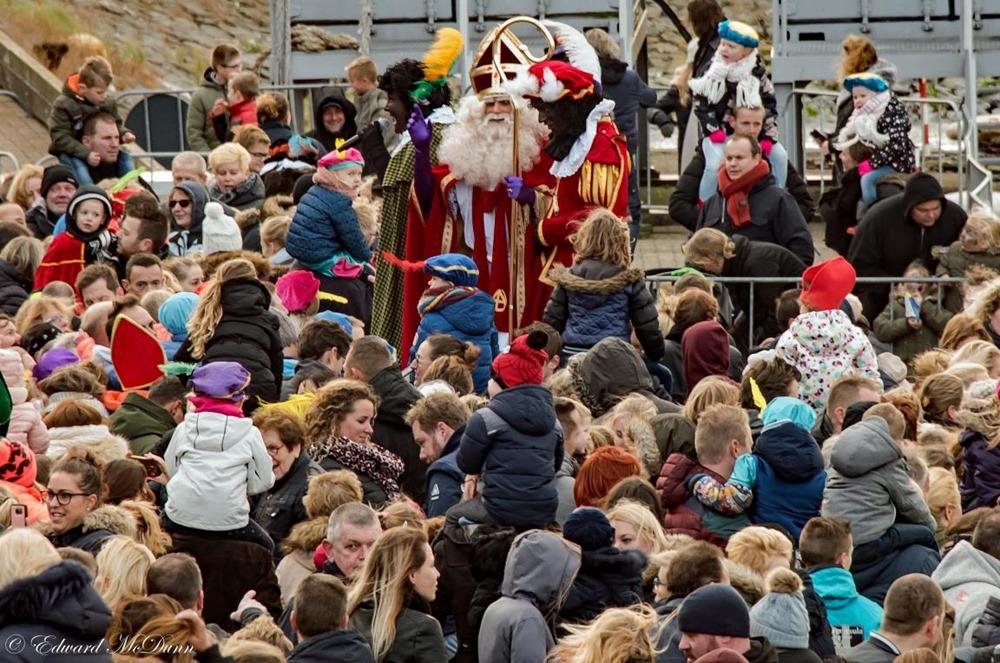 Intocht Sinterklaas Hoek van Holland (3)