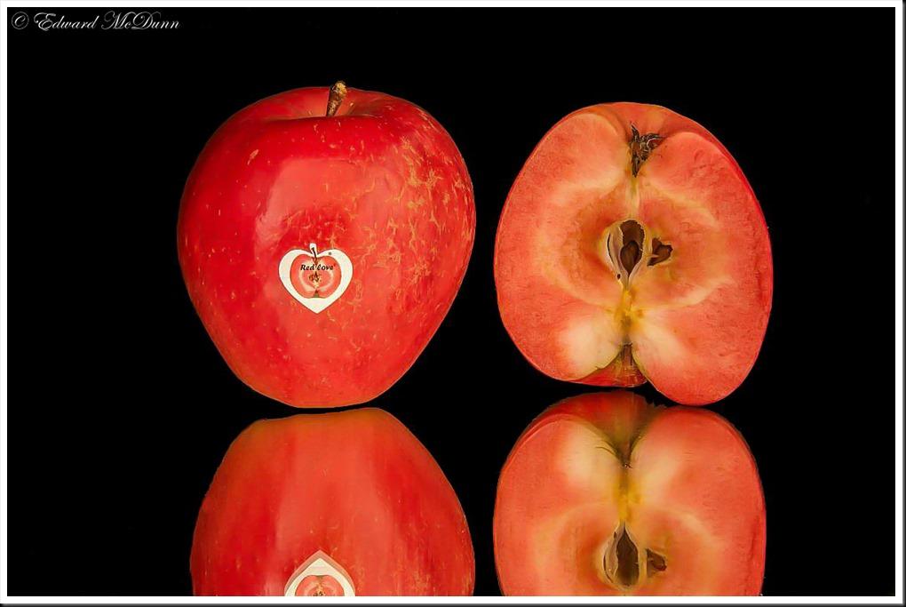 Redlove appel (1)