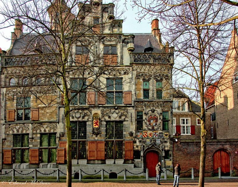 Gemeenlandshuis  Delft (1)
