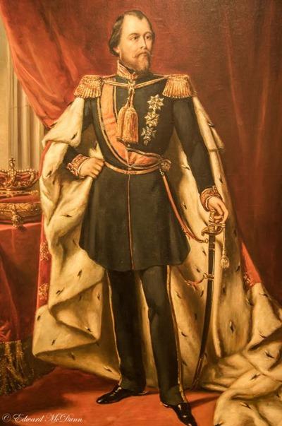 Koning Willem III 1817-1890