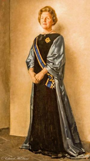 Koningin Juliana 1909-2004