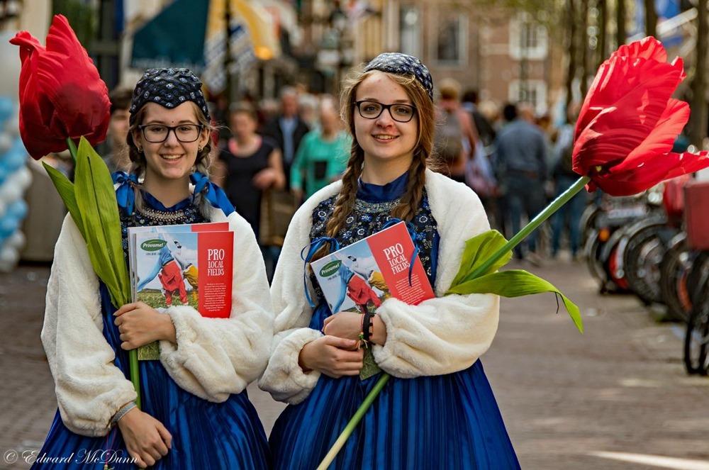 Levende etalages Delft (4)