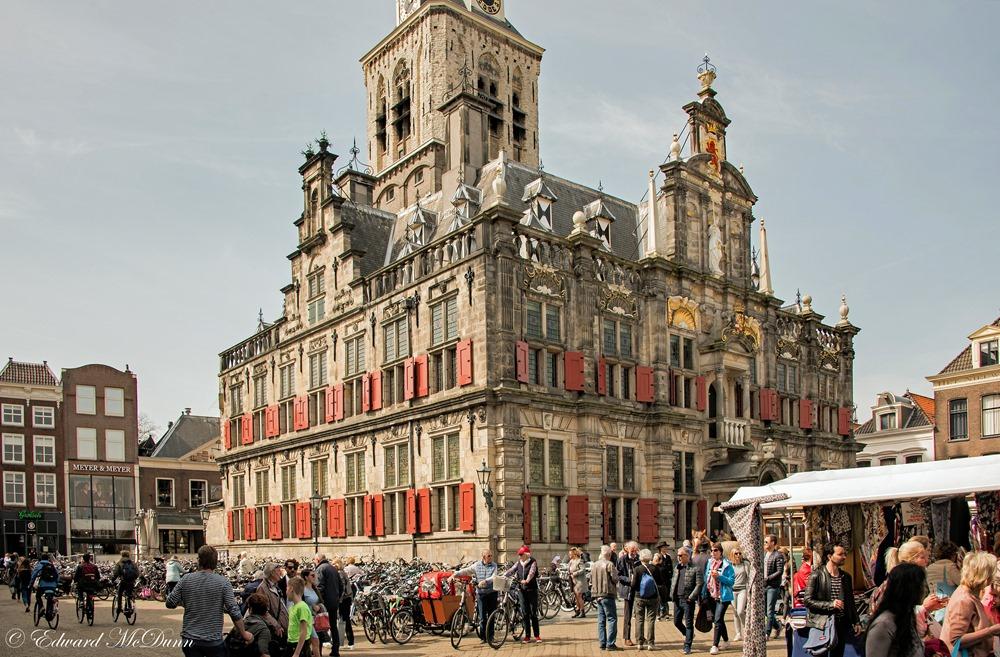 Stadhuis Delft (1)