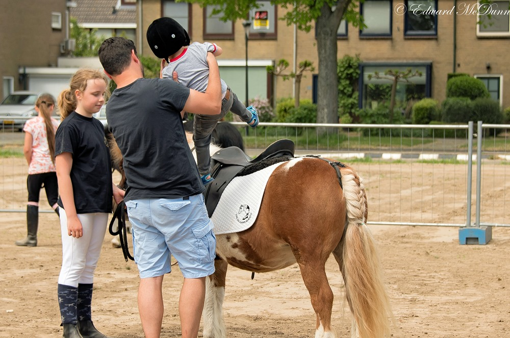 Ponyrijden (3)