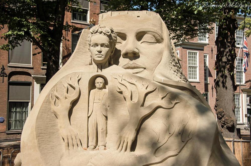 Zandsculpturen Den Haag (10)