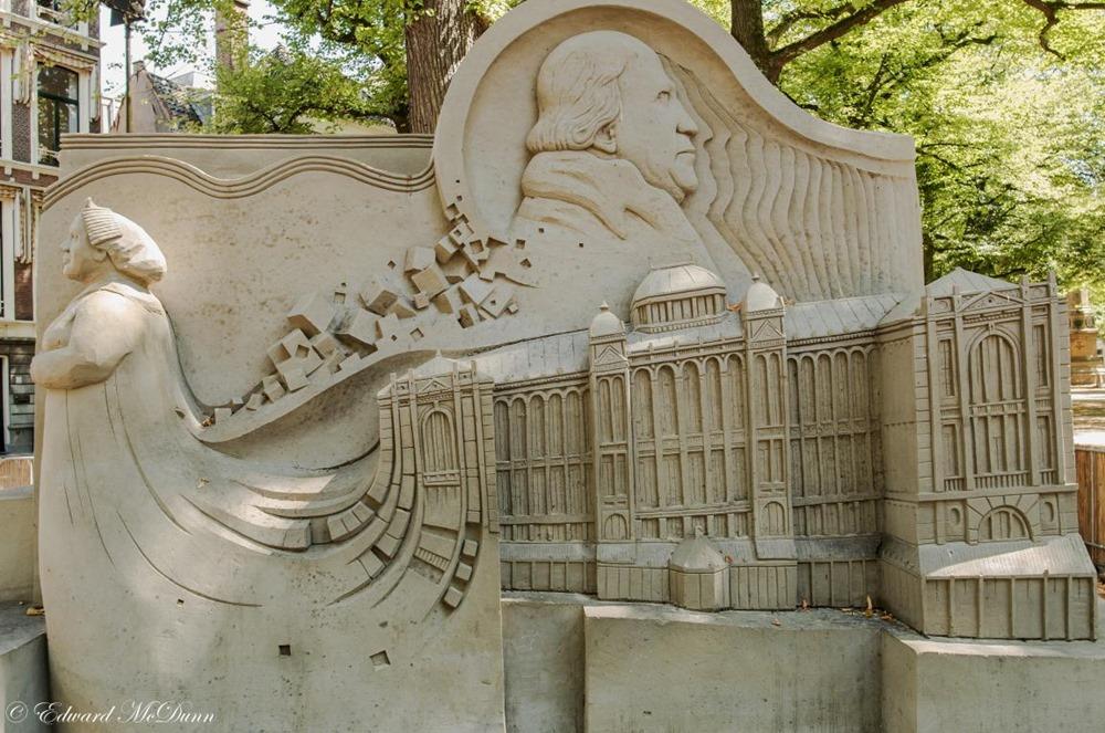 Zandsculpturen Den Haag (1)
