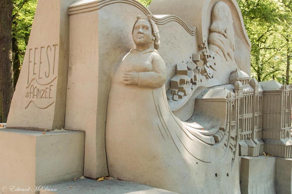 Zandsculpturen Den Haag (2)