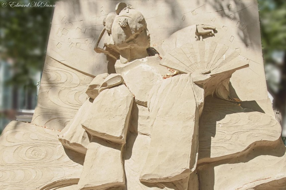 Zandsculpturen Den Haag (4)