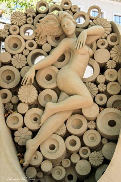 Zandsculpturen Den Haag (9)