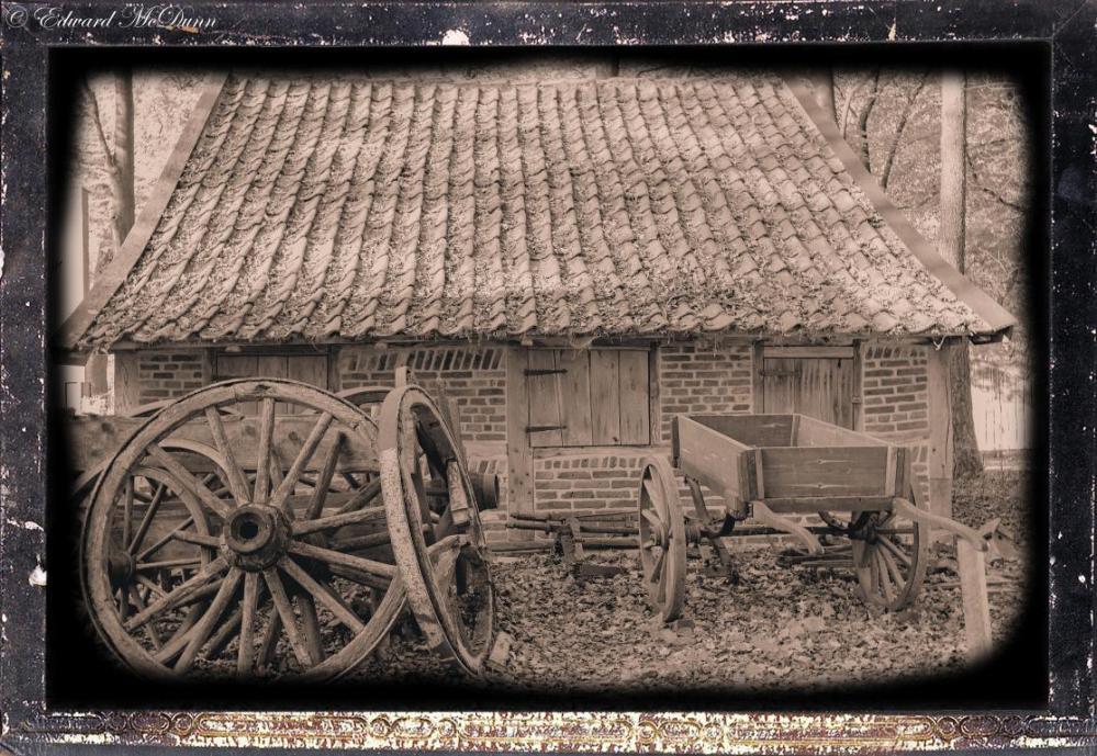 Daguerreotypie (1)