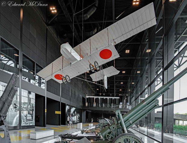 Farman HF-20 Franse dubbeldekker 1913