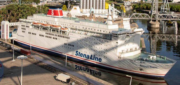 Stena line Ferry Hoek van Holland- Harwich