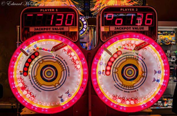 Een gokje wagen (2)