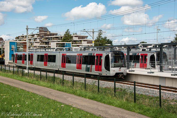 Metro Bombardier 2